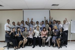 Bank Artha Graha Managing People